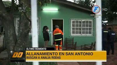 Se buscan pistas de Analía Rodas, desaparecida hace 7 meses