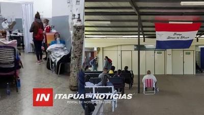 ITAPÚA DECLARA ALERTA ROJA SANITARIA EN 25 DE SUS 30 MUNICIPIOS