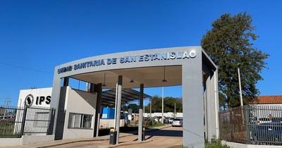 La Nación / IPS puso en funcionamiento planta de oxígeno de San Estanislao