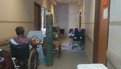 Investigan cierre de llaves de oxígeno en Hospital de Santa Rosa del Aguaray