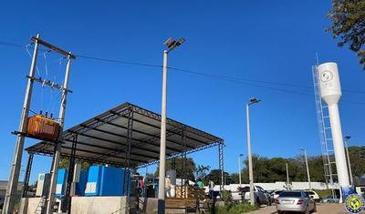 IPS puso en funcionamiento planta propia de oxigeno en Santaní •