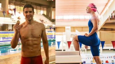 """""""El sueño de todo nadador es poder ir a una olimpiada"""""""