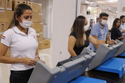 TSJE ultima detalles para las elecciones del domingo y anuncian un estricto control sanitario para evitar contagios
