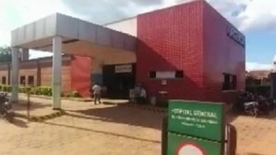 Investigan cierre de llave de oxígeno en Hospital Sta. Rosa del Aguaray