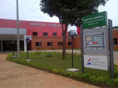 Denuncian supuesto cierre intencional de llaves de oxígeno del Hospital de Santa Rosa del Aguaray