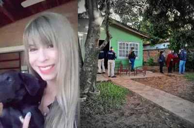 Hallan un cadáver que sería de la desaparecida Analía Rodas
