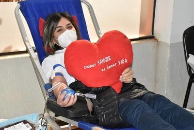 Registran disminución del 27% en donación de sangre