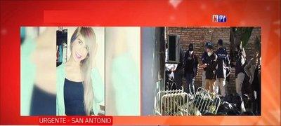 Hallan restos humanos en casa de Analía Rodas, desaparecida hace 6 meses