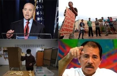 Mayorkas, refugiados, Mercosur y represión, claves de la semana en América