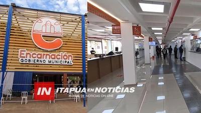 MUNICIPALIDAD DE ENCARNACIÓN EN QUIEBRA TÉCNICA.