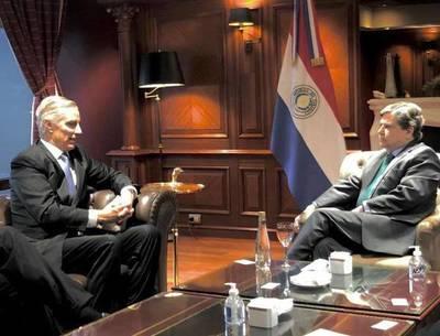 Acevedo confirma que Paraguay abrirá oficina comercial en Jerusalén