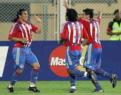 La última vez que la Albirroja debutó ganando en la Copa América