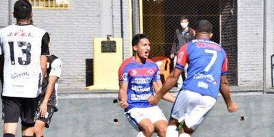 Independiente CG festeja en casa ajena y no suelta la punta de la División Intermedia