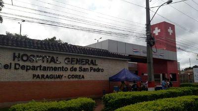 Investigan supuesto cierre de llave de oxígeno en Hospital de San Pedro