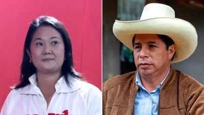Perú sigue sin conocer a su futuro presidente a una semana de las elecciones