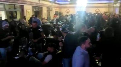 Videos de fiesta en el Hotel Casino Amambay seria viejo, argumentan