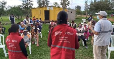 La Nación / En Limpio capacitaron a niños y adolescentes sobre prevención de violencia