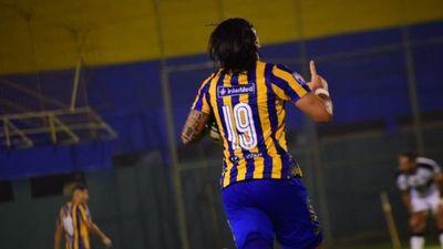 Los goles de Guillermo Beltrán irán al barrio Mburicaó