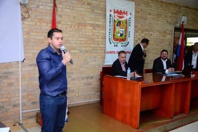 """FRENAN """"proyecto"""" de SAQUEO y DESPILFARRO del intendente MIGUEL PRIETO"""