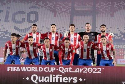 El probable equipo de Paraguay para enfrentar a Bolivia
