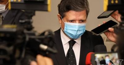 La Nación / Canciller confirma que hoy se firmará contrato para provisión de más vacunas en 15 días