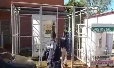 Investigan criminal cierre de llaves de oxígeno en el Hospital Sta. Rosa del Aguaray