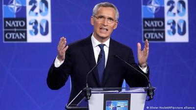 OTAN endurece su posición frente a China y Rusia y alerta que «intentan rescribir las reglas»