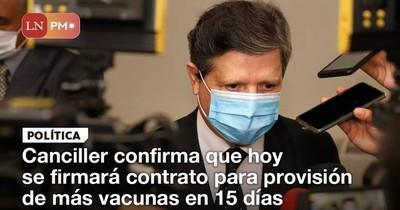 La Nación / LN PM: Las noticias más relevantes de la siesta del 14 de junio