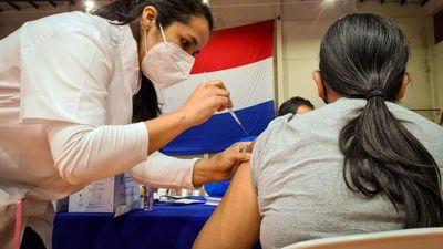 800.000 personas mayores de 18 años se registraron para vacunación