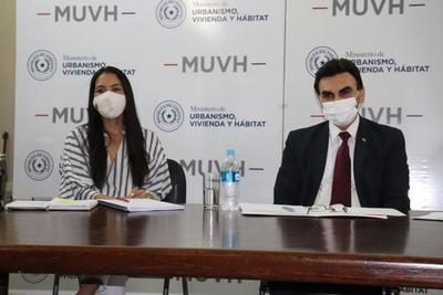 Departamento jurídico del MUVH recuperó más de Gs 3.200 millones de fondos destinados a obras no ejecutadas