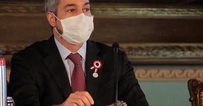 Abdo Benítez vetó totalmente la ley de autoblindaje