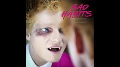 """Ed Sheeran anuncia el lanzamiento de""""Bad Habits"""""""