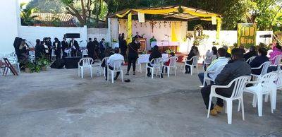 Celebraron centenario del templo de San Antonio en Luque y fundación de club deportivo