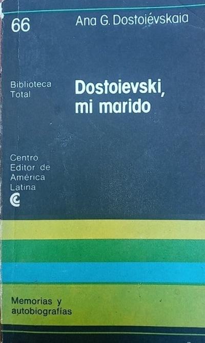 Dostoievski según su viuda