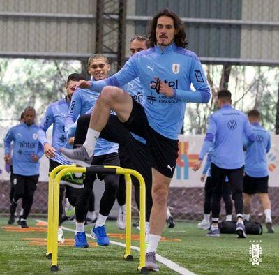 Cavani admite posibilidad de jugar en Sudamérica cuando deje el United