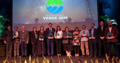 La Nación / Reconocimiento Verde: empresas con iniciativas ambientales pueden postularse hasta el 20 de junio
