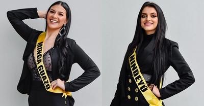 Canindeyú y Minga Guazú dicen presente en el Miss Grand Paraguay 2021