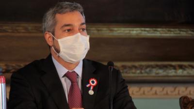 """Abdo Benítez rechaza """"autoblindaje"""""""