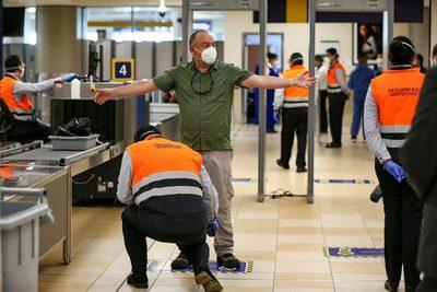 El aeropuerto de Quito recupera casi el 80 % de las frecuencias prepandemia