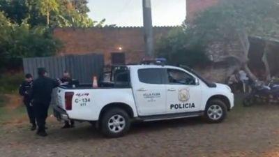 Crimen en Villa Elisa: matan a balazos a joven en plena calle
