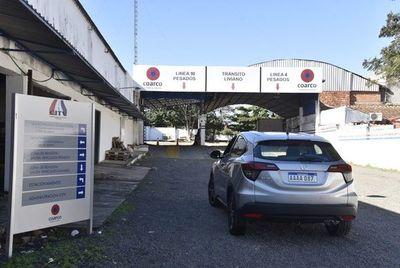 Patente vehicular asuncena se renueva en pocos minutos