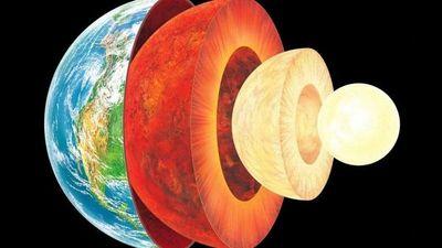 El extraño comportamiento del núcleo de la Tierra que los científicos no saben explicar