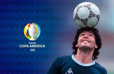 Maradona será homenajeado antes del Argentina-Chile en Copa América