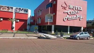 Viralizan video de supuesta aglomeración en un casino