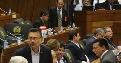 La Nación / Parlamentarios celebran veto a ley de autoblindaje