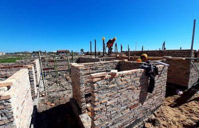 MUVH recupera US$ 478.000 de un proyecto de viviendas sociales paralizado