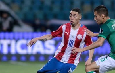 Culminó la primera etapa: La Albirroja pierde 1-0 ante Bolivia