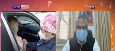 Covid: PreparaN vacunatorio masivo en Aratirí