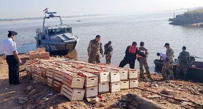 Gremios exigen sanciones más severas en el combate al contrabando