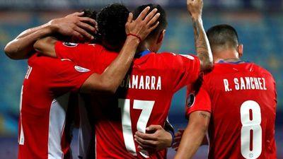 La Albirroja debuta con triunfo en la Copa América